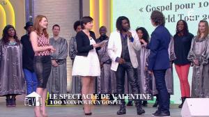 Elodie Frégé dans Comment Ca Va Bien - 27/02/15 - 29