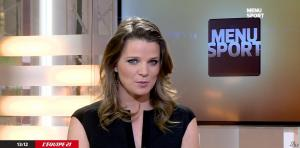 France Pierron dans Menu Sport - 03/02/15 - 07
