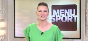 France Pierron dans Menu Sport - 06/02/15 - 04