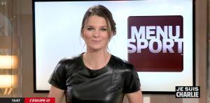 France Pierron dans Menu Sport - 08/01/15 - 16