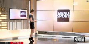 France Pierron dans Menu Sport - 08/01/15 - 20