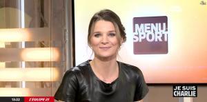 France Pierron dans Menu Sport - 08/01/15 - 28