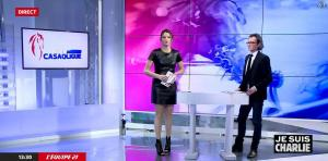 France Pierron dans Menu Sport - 08/01/15 - 33