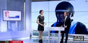 France Pierron dans Menu Sport - 08/01/15 - 35