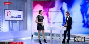 France Pierron dans Menu Sport - 08/01/15 - 36