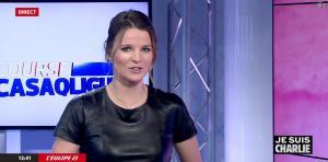 France Pierron dans Menu Sport - 08/01/15 - 37