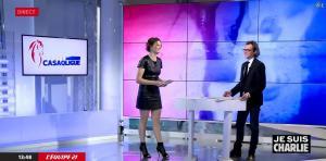 France Pierron dans Menu Sport - 08/01/15 - 40