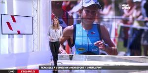 France Pierron dans Menu Sport - 13/10/14 - 02