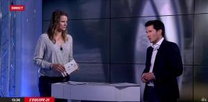 France Pierron dans Menu Sport - 13/10/14 - 04