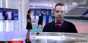 France Pierron dans Menu Sport - 14/10/14 - 07