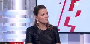 France Pierron dans Menu Sport - 14/10/14 - 08