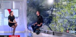 France Pierron dans Menu Sport - 14/10/14 - 09