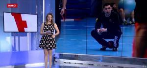 France Pierron dans Menu Sport - 15/12/14 - 02