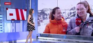 France Pierron dans Menu Sport - 15/12/14 - 05