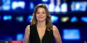 France Pierron dans Menu Sport - 16/01/15 - 01