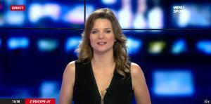 France Pierron dans Menu Sport - 16/01/15 - 02