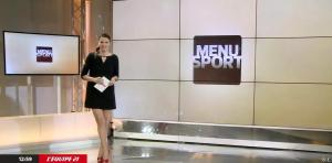 France Pierron dans Menu Sport - 17/02/15 - 01
