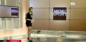 France Pierron dans Menu Sport - 20/01/15 - 05