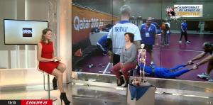 France Pierron dans Menu Sport - 22/01/15 - 02