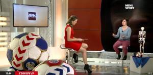 France Pierron dans Menu Sport - 22/01/15 - 03