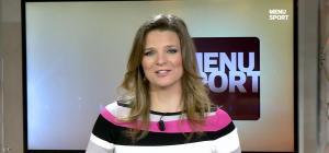 France Pierron dans Menu Sport - 27/01/15 - 04