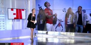 France Pierron dans Menu Sport - 31/12/14 - 04