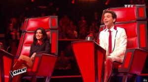 Jenifer Bartoli dans The Voice - 07/02/15 - 01