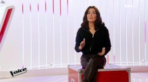 Jenifer Bartoli dans The Voice - 07/02/15 - 02
