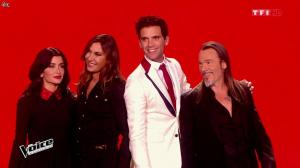 Jenifer Bartoli dans The Voice - 10/01/15 - 04