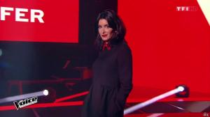 Jenifer Bartoli dans The Voice - 10/01/15 - 05