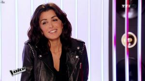 Jenifer Bartoli dans The Voice - 10/01/15 - 06