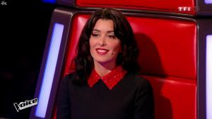 Jenifer Bartoli dans The Voice - 10/01/15 - 07