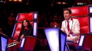 Jenifer Bartoli dans The Voice - 10/01/15 - 08