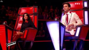 Jenifer Bartoli dans The Voice - 10/01/15 - 10