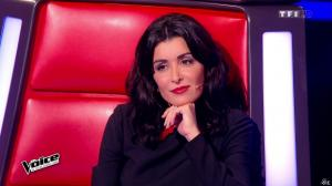 Jenifer Bartoli dans The Voice - 10/01/15 - 12