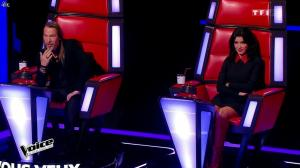 Jenifer Bartoli dans The Voice - 10/01/15 - 18