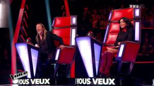 Jenifer Bartoli dans The Voice - 10/01/15 - 21