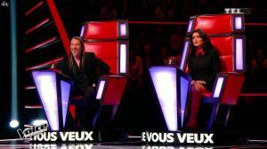 Jenifer Bartoli dans The Voice - 17/01/15 - 01