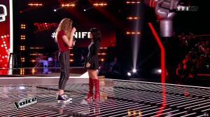 Jenifer Bartoli dans The Voice - 17/01/15 - 03