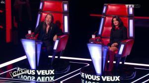 Jenifer Bartoli dans The Voice - 17/01/15 - 04