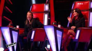 Jenifer Bartoli dans The Voice - 17/01/15 - 07