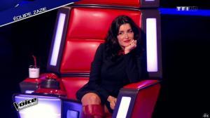 Jenifer Bartoli dans The Voice - 17/01/15 - 10