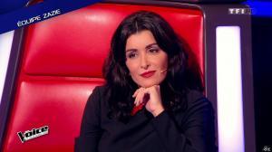 Jenifer Bartoli dans The Voice - 17/01/15 - 11