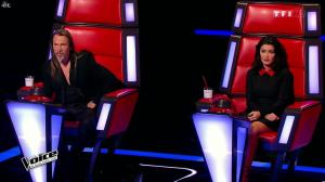 Jenifer Bartoli dans The Voice - 21/02/15 - 03