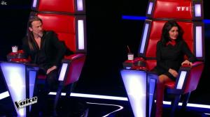 Jenifer Bartoli dans The Voice - 21/02/15 - 04