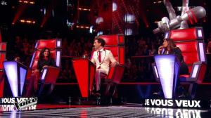 Jenifer Bartoli dans The Voice - 24/01/15 - 01