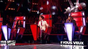 Jenifer Bartoli dans The Voice - 24/01/15 - 01