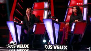 Jenifer Bartoli dans The Voice - 24/01/15 - 04