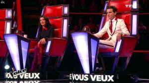 Jenifer Bartoli dans The Voice - 24/01/15 - 05