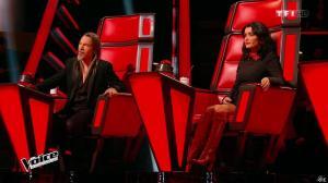 Jenifer Bartoli dans The Voice - 24/01/15 - 06